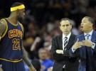 NBA: Tyronn Lue toma el testigo de Blatt en los Cavaliers