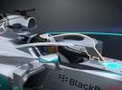 Los monoplazas de F1 con protección para la cabeza del piloto llegarán en 2017