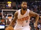 NBA: Markieff Morris y Lance Stephenson, protagonistas de un reposado cierre de mercado