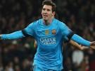 Champions League 2015-2016: el Barça gana al Arsenal con dos goles de Messi
