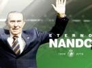 Fallece Nando Yosu, emblema del Racing de Santander