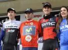 Vuelta a Andalucía 2016: Valverde campeón por cuarta vez