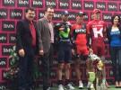 Vuelta a Murcia 2016: Gilbert bate en el sprint a Valverde