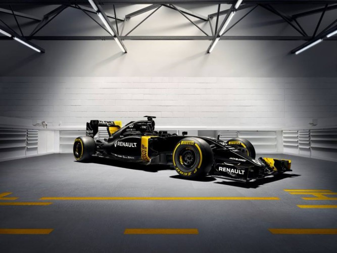 Renault RS16 - 1