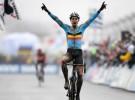El belga Wout Van Aert gana el Mundial de ciclocross de 2016