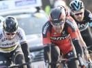 Omloop Het Nieuwsblad 2016: victoria para Van Avermaet por delante de Sagan