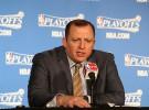 NBA: Tom Thibodeau, el nuevo jefe de Ricky Rubio en los Minnesota Timberwolves