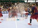 El Barça de balonmano aumenta su palmarés con su vigésima Copa del Rey