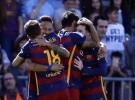 Liga Española 2015-2016 1ª División: el Barcelona campeón tras ganar en Granada