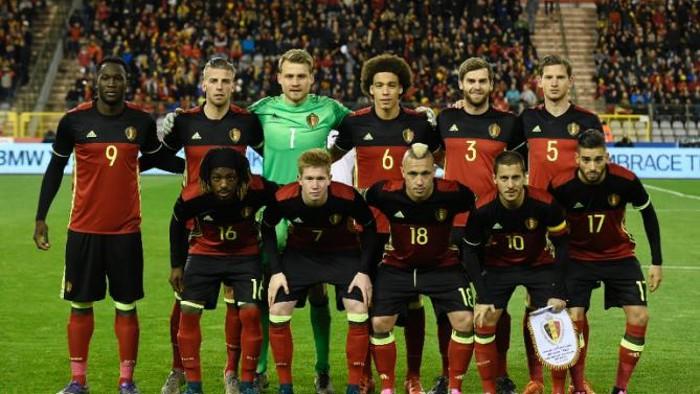 Para muchos Bélgica es una de las grandes favoritas a ganar la Eurocopa