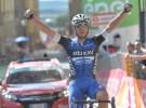Giro de Italia 2016: victoria de etapa y liderato para Gianluca Brambilla