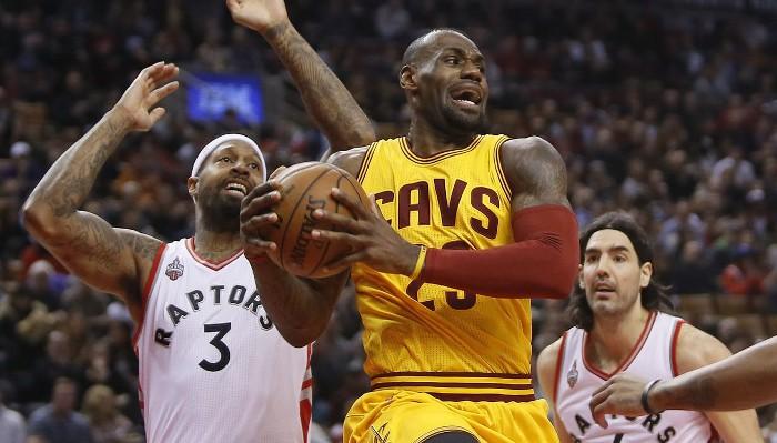 Cavs y Raptors lucharán por un puesto en la final de la NBA