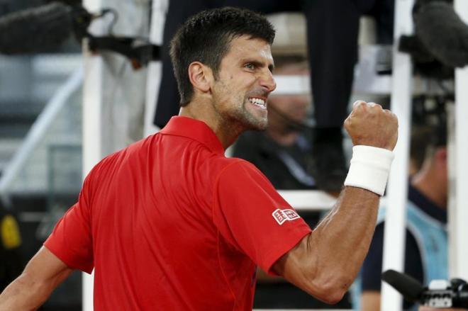 Djokovic finalista en Madrid