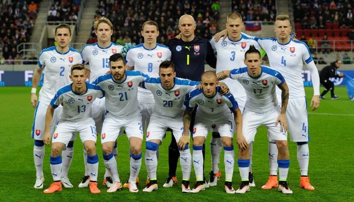 Eslovaquia se estrena en una Eurocopa este 2016