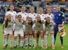 España se queda a las puertas de su cuarto Europeo sub 17 femenino