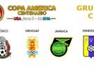 Copa América Centenario: las listas de convocados del Grupo C