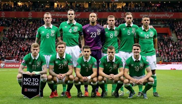 Irlanda ha caído en un grupo complicado en la Euro