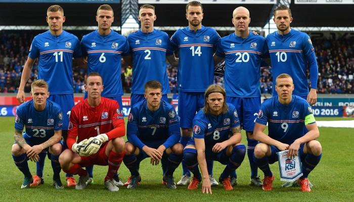 Islandia será una de las selecciones que debute en la Eurocopa