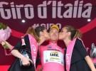 Giro de Italia 2016: Steven Kruijswijk sale de líder de los Dolomitas