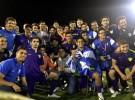 El Málaga gana la Copa de Campeones de juveniles de 2016