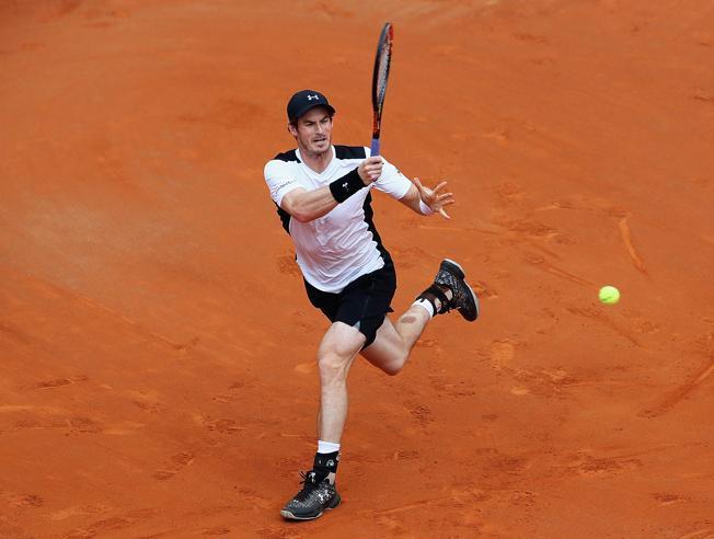 Murray a la final de Roma