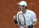 Roland Garros 2016: Murray, Wawrinka, Verdasco, Ramos y Muguruza a tercera ronda