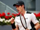 Masters 1000 Madrid 2016: Murray avanza junto a Nishikori a semifinales, Cibulkova finalista