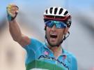 Giro de Italia 2016: Nibali gana en Risoul y Chaves se hace con la maglia rosa