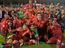 Portugal le gana a España en los penaltis el Europeo sub 17 de 2016