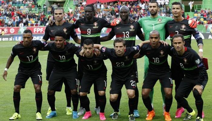 Portugal espera llegar lejos de la mano de Cristiano
