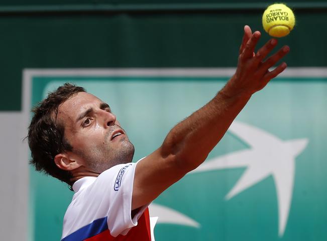Ramos a octavos en Roland Garros