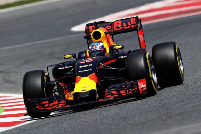 Red Bull en España