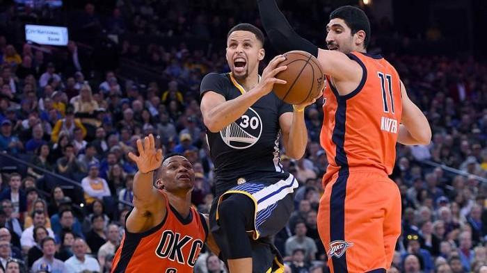 Los Warriors se miden a los Thunder en la final del Oeste