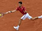 Roland Garros 2016: Djokovic a cuartos de final, Murray y Wawrinka a semifinales