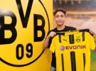 Los jóvenes fichajes del Borussia Dortmund