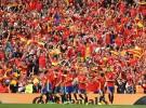 Eurocopa 2016: España gana a la República Checa en el debut con gol de Piqué