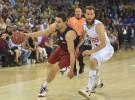 Playoffs Liga Endesa ACB 2016: F.C. Barcelona gana sobre la bocina al Real Madrid y pone el 1-0