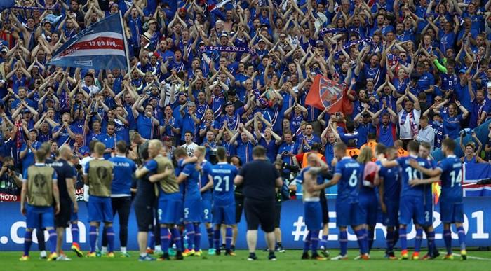 Islandia Austria Eurocopa