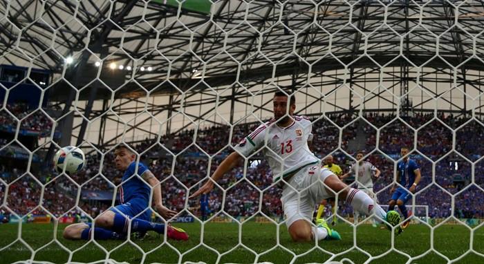 Islandia Hungría Eurocopa
