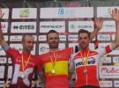 José Joaquín Rojas gana por segunda vez los nacionales en ruta
