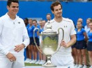 ATP Queen's 2016: Murray pentacampeón; ATP Halle 2016: Mayer campeón