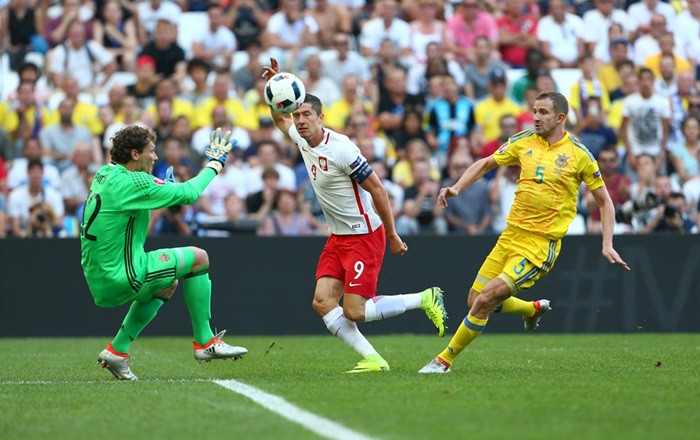 Polonia Ucrania Eurocopa