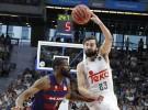 Playoffs Liga Endesa ACB 2016: Real Madrid gana otra vez al Barça y pone el 2-1