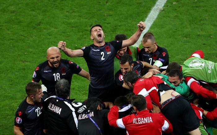 Rumania Albania Eurocopa