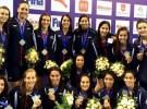 Españoles en Río 2016: los equipos de waterpolo