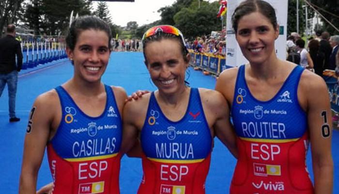 Murua, Routier y Casillas estarán en Río 2016
