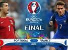 Eurocopa 2016: previa y horarios de la final entre Francia y Portugal