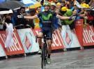 Tour de Francia: los Alpes se cierran con victoria para Ion Izagirre