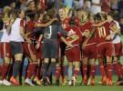 España golea a Finlandia y certifica el pleno en su camino a Holanda
