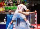 Mundial Fútbol Sala 2016: España jugará en octavos frente a Kazajstán